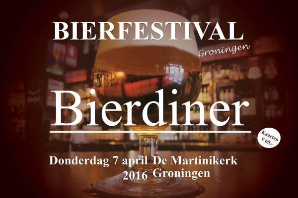 Bierdiner Groningen