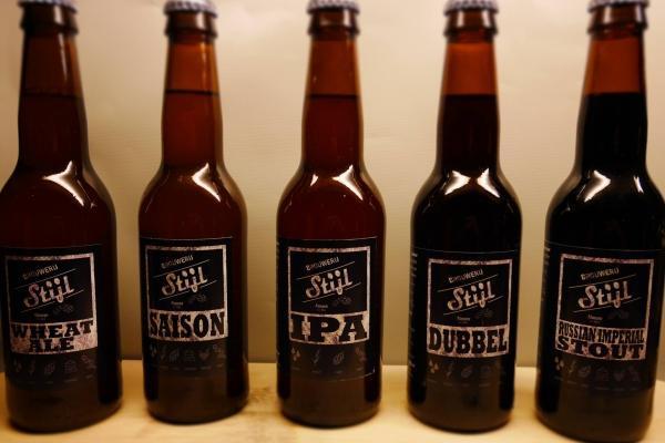 Bierproeverij Brouwerij Stijl - De Drijfveer