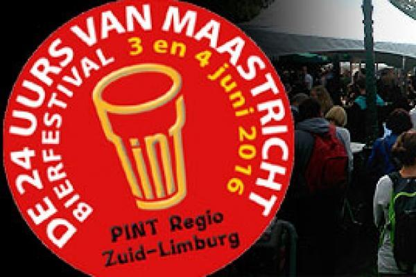 Bierfestival: de 24uurs van Maastricht 2016
