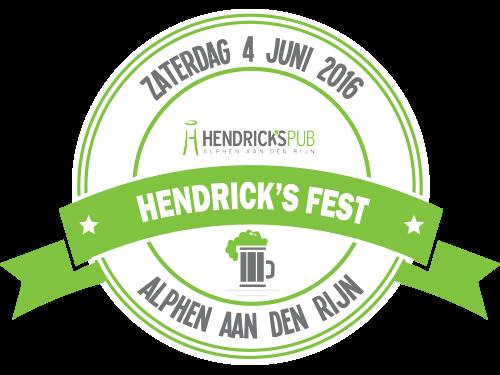 Hendrick's fest