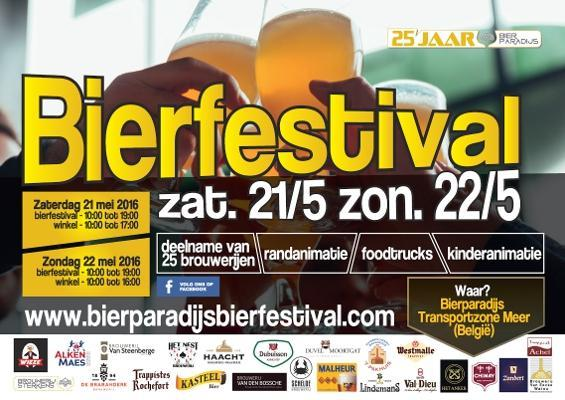 Bierparadijs bierfestival