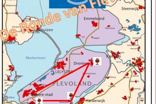 de Ronde van Flevoland
