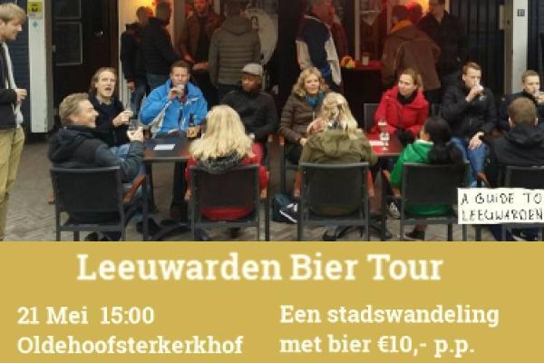 Leeuwarden Bier Tour