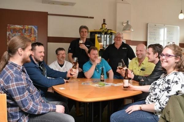 Kijkje in Brouwerij Jongebeer