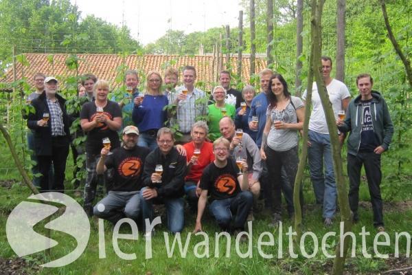Bierwandeltocht Sonsbeek '16 / 't Goeye Goet