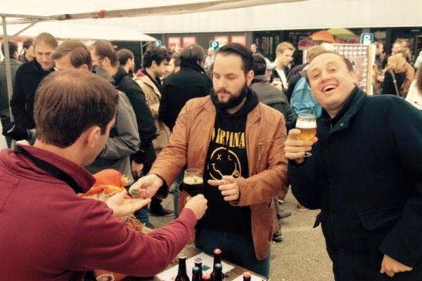 Eindhovens Bierfestival 2016