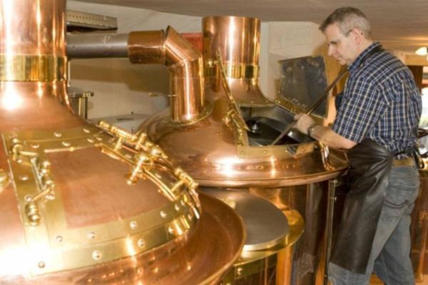 Bierwandeltocht Stadsbrouwerij Cambrinus