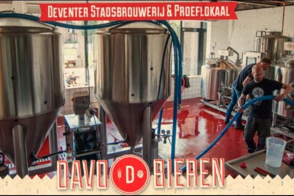 Bierwandeltocht DAVO Bierbrouwerij