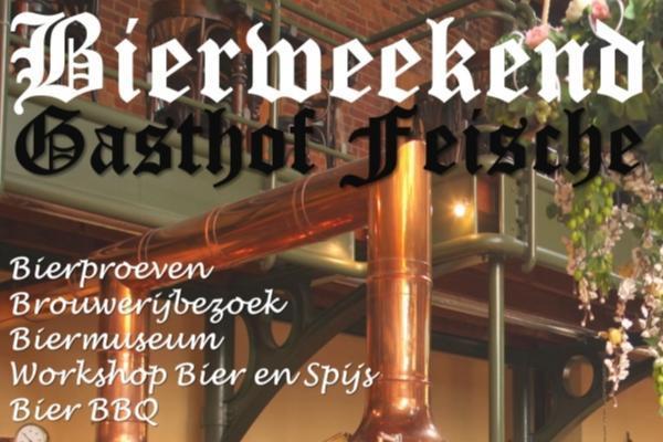 Duits bierweekend in Gasthof Feische