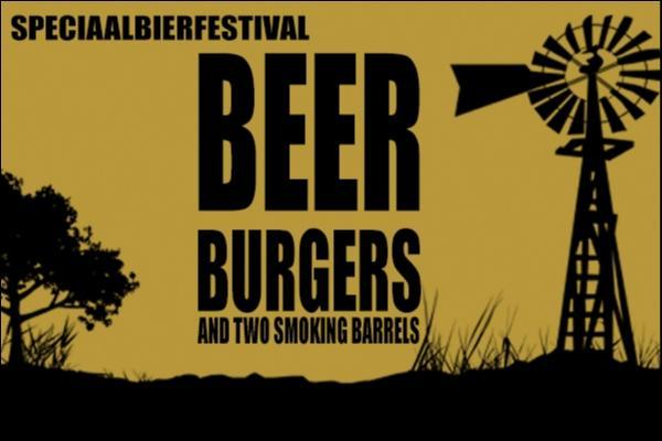 Beer, Burgers & Two Smoking Barrels 2017
