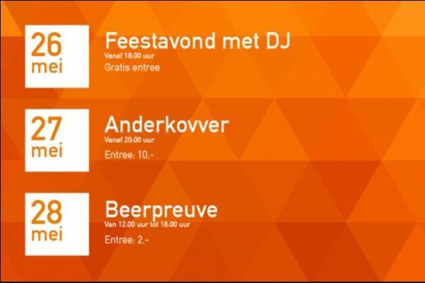 Beerpreuve - KVC Oranje Festival 2017