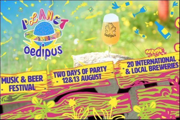 Planet Oedipus - Music and Beer Festival