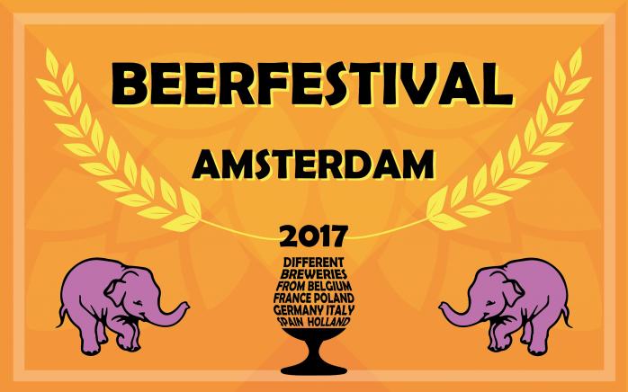 Bierfestival bij Delirium Café Amsterdam