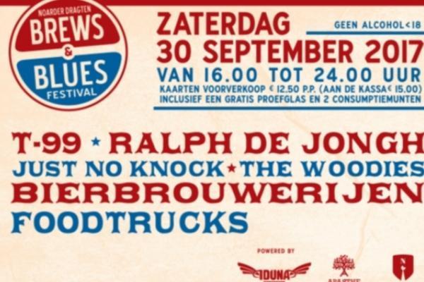 Noarder Dragten Brews  Blues Festival