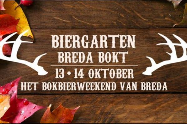 Biergarten Breda Bokt  13  14 Oktober