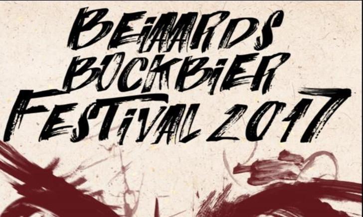 Beiaards bockbierfestival 2017