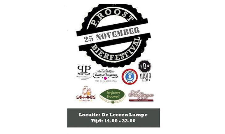 PROOST Bierfestival header