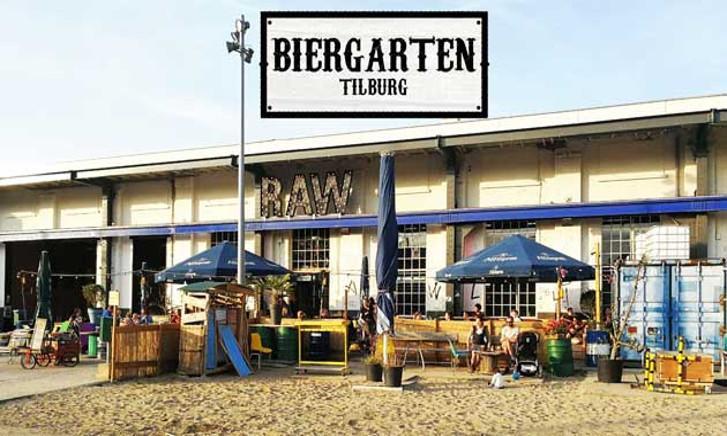 Biergarten Tilburg 2017