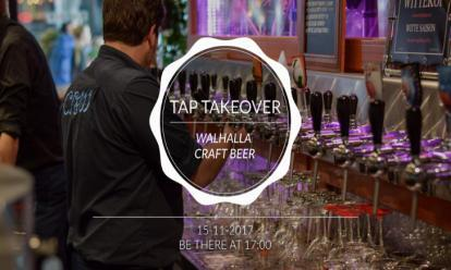 Tap Takeover - Walhalla Craft Beer