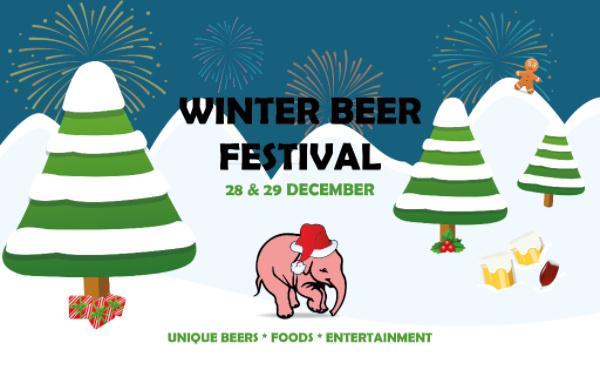 Winter Bierfestival - Delirium Café Amsterdam