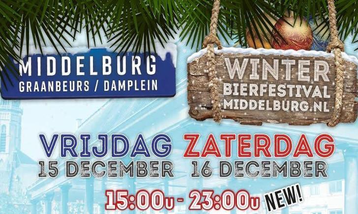 Winter bierfestival Middelburg 2017