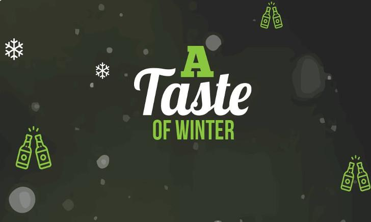 Taste of winter header