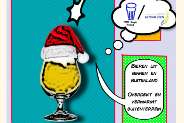 8e Noordelijk KerstWinterbieren Festival Hoogeveen