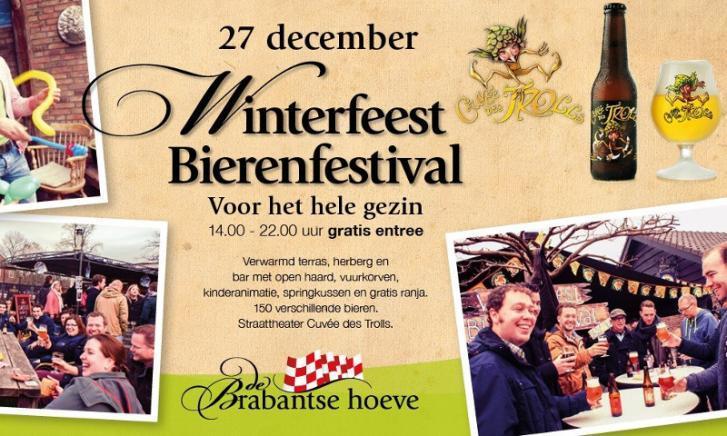 Winterbierfestival in Volkel