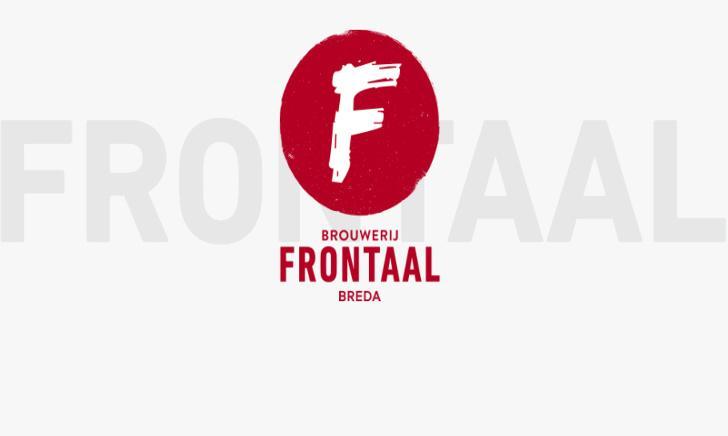 Brouwerij Frontaal header