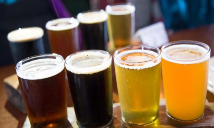 Proefglaasjes bier header