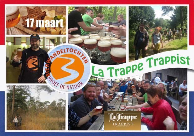 Bierwandeltocht La Trappe Koningshoeven