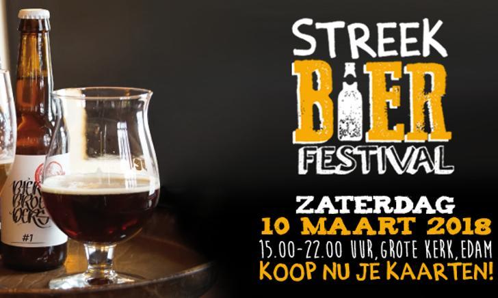 Streek bierfestival in Edam