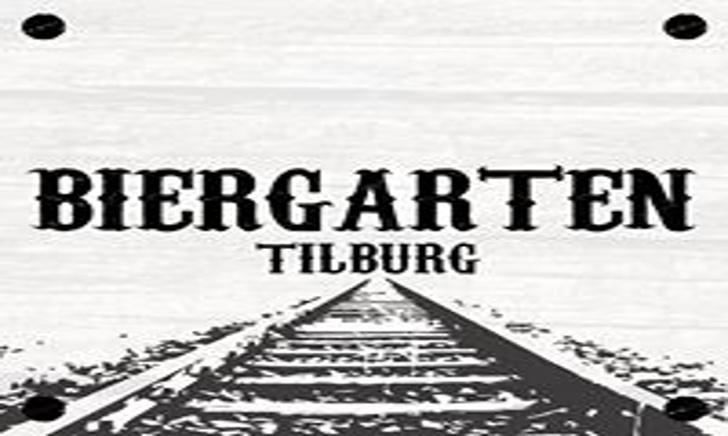 Logo biergarten Tilburg