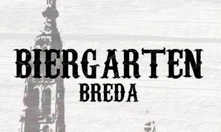 Biergarten Breda logo