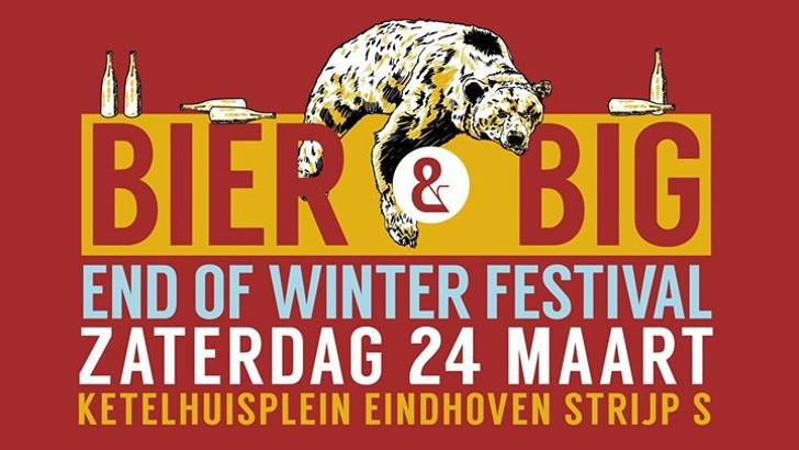 Bier & big end of winter festival