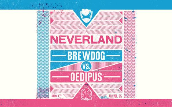 Neverland Beer Launch - BrewDog & Oedipus Collaboration