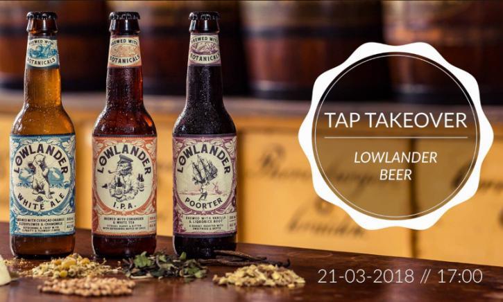 Lowlander Tap Takeover