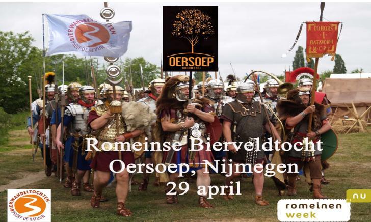 Romeinse Bierveldtocht Oersoep