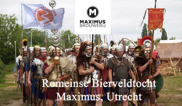 Romeinse Bierwandeltocht Maximus