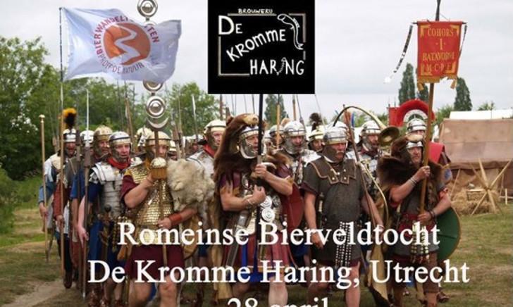 Romeinse Bierveldtocht De Kromme Haring
