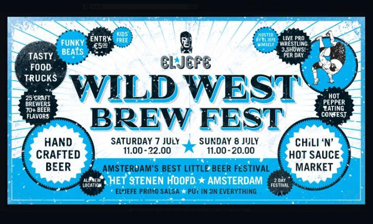 Bierfestival Wild West Brewfest