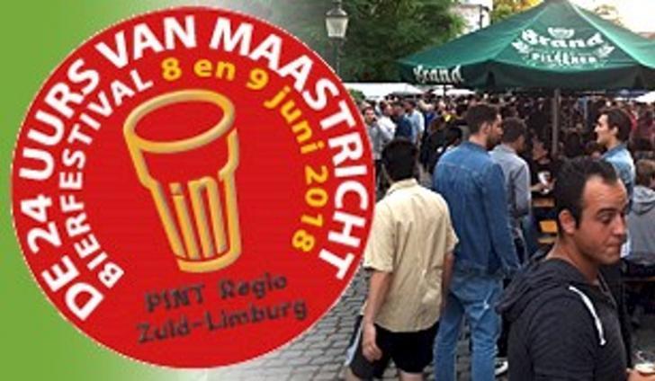 Bierfestival: de 24uurs van Maastricht 2018