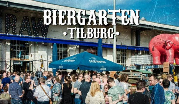 Biergarten Tilburg Zomerfestival 2018