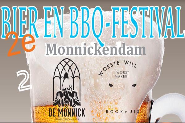 2e Bier en BBQ Festival Monnickendam
