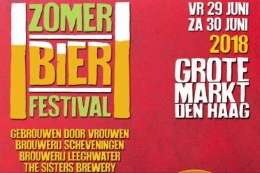 Haagse Biermarkt Zomerbierfestival