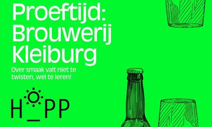 Proeftijd: Brouwerij Kleiburg