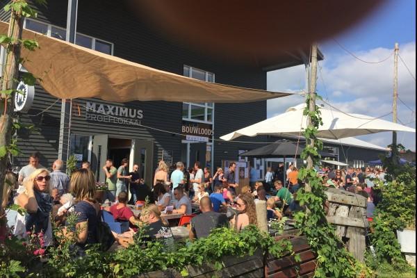 Brouwerij Maximus Zomerfestival op 21 en 22 juli van start