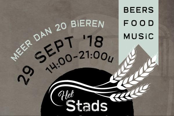 Stads bierfestival
