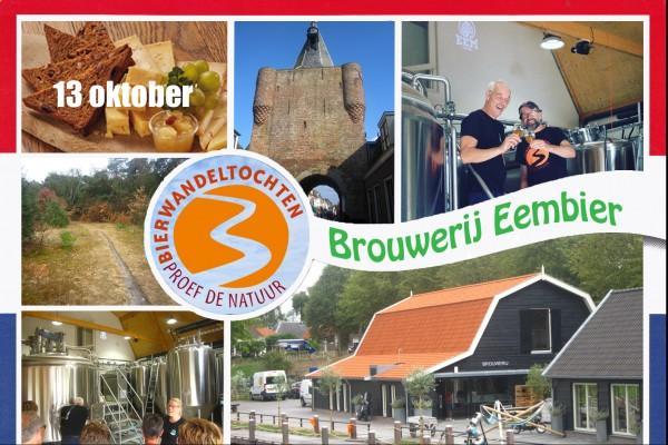 Bierwandeltocht Brouwerij Eembier