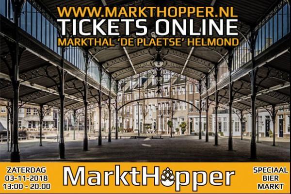 Markthopper Speciaalbierfestival